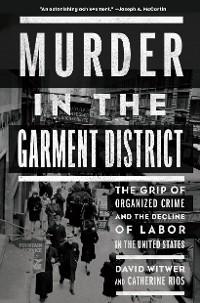 Cover Murder in the Garment District
