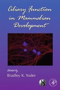 Cover Ciliary Function in Mammalian Development