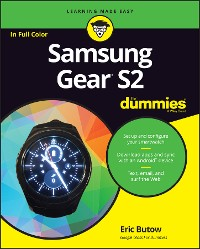 Cover Samsung Gear S2 For Dummies