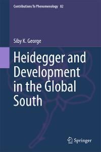 Cover Heidegger and Development in the Global South