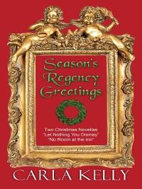 Cover Season's Regency Greetings