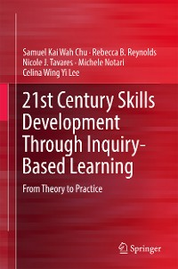 Cover 21st Century Skills Development Through Inquiry-Based Learning