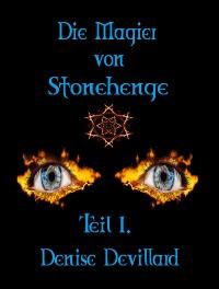 Cover Die Magier von Stonehenge