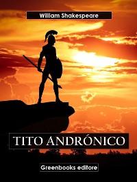 Cover Tito Andrónico