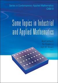 Cover Some Topics In Industrial And Applied Mathematics