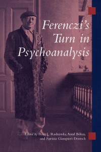 Cover Ferenczi's Turn in Psychoanalysis