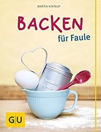 Cover Backen für Faule