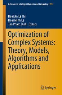 Cover Optimization of Complex Systems: Theory, Models, Algorithms and Applications