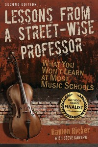 Cover Lessons from a Street-Wise Professor