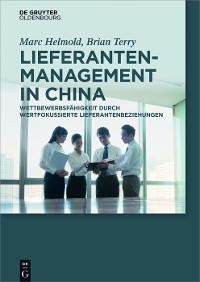 Cover Lieferantenmanagement in China