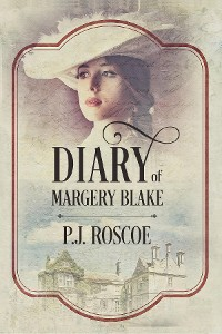 Cover Diary of Margery Blake