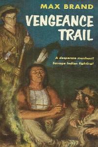 Cover Vengeance Trail