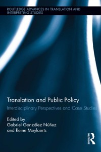 Cover Translation and Public Policy