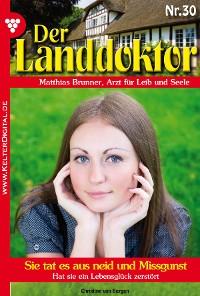 Cover Der Landdoktor 30 – Arztroman