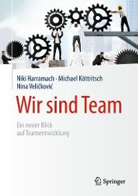 Cover Wir sind Team