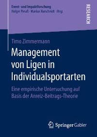 Cover Management von Ligen in Individualsportarten