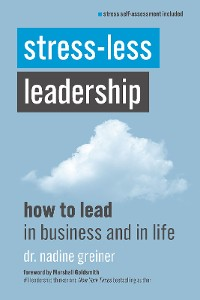 Cover Stress-Less Leadership