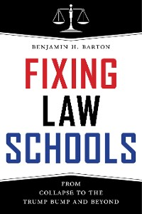 Cover Fixing Law Schools