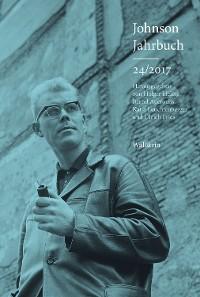 Cover Johnson-Jahrbuch 24/2017