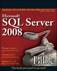 Cover Microsoft SQL Server 2008 Bible