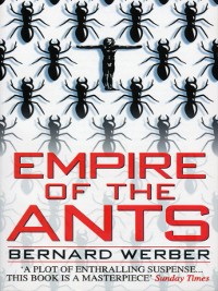 Cover Empire of the Ants