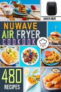 Cover Nuwave Air Fryer Cookbook