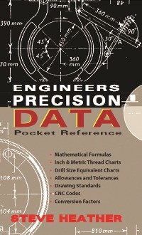 Cover Engineers Precision Data Pocket Reference