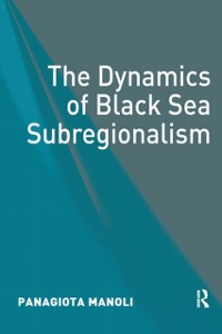 Cover Dynamics of Black Sea Subregionalism