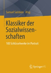 Cover Klassiker der Sozialwissenschaften
