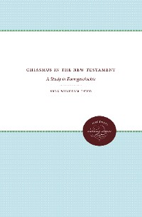 Cover Chiasmus in the New Testament
