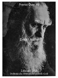 Cover Catalogo Premio Emilio Notte Over 40 Ediz. 2019