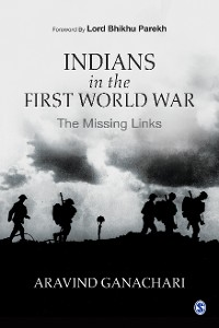 Cover Indians in the First World War