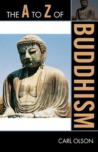 Cover The A to Z of Buddhism