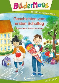 Cover Bildermaus - Geschichten vom ersten Schultag