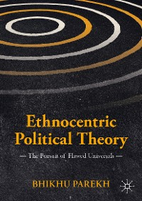 Cover Ethnocentric Political Theory