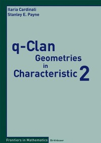 Cover q-Clan Geometries in Characteristic 2