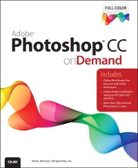 Cover Adobe Photoshop CC on Demand