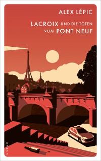 Cover Lacroix und die Toten vom Pont Neuf