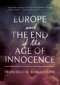 Cover Europe and the End of the Age of Innocence
