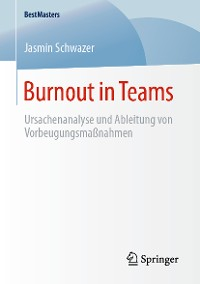 Cover Burnout in Teams
