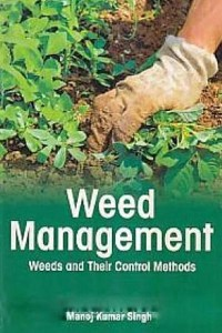 Cover Weed Management Weeds And Their Control Methods