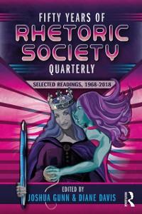 Cover Fifty Years of Rhetoric Society Quarterly