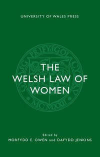 Cover The Welsh Law of Women