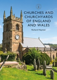 Cover Churches and Churchyards of England and Wales