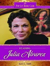 Cover Reading Julia Alvarez
