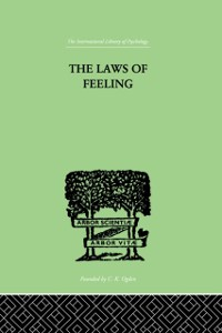 Cover Laws Of Feeling