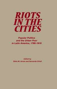 Cover Riots in the Cities