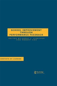 Cover School Improvement Through Performance Feedback