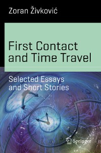 Cover First Contact and Time Travel