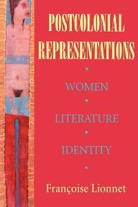 Cover Postcolonial Representations